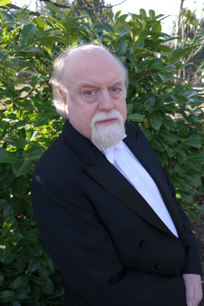 Peter Donohoe, patron of Chorleywood Orchestra